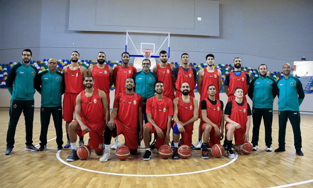 Photo de Basketball : Le Maroc affronte l'Algérie en deux matchs amicaux cette semaine à Rabat