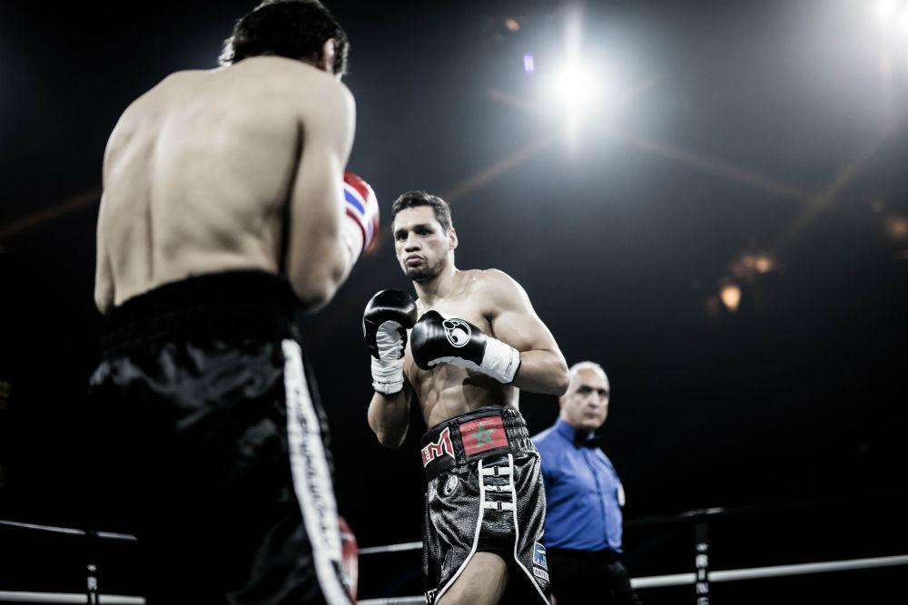 Photo de Boxe : Le Franco-marocain Ahmed El Mousaoui affrontera Carlos Molines à Paris