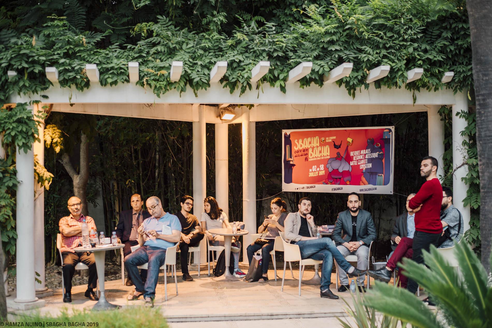 Photo de Casablanca : L'association EAC-L'Boulvart lance la 6e édition du festival Sbagha Bagha