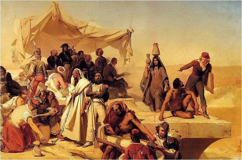 Photo de Comment l'art a véhiculé les stéréotypes du monde arabe