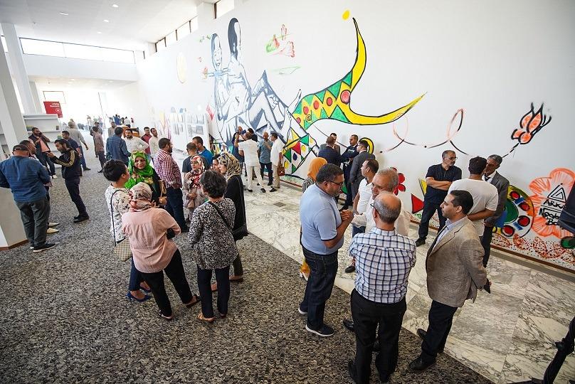Photo de Le Groupe OCP organise le festival «Mine d'art» à Khouribga en partenariat avec l'Uzine