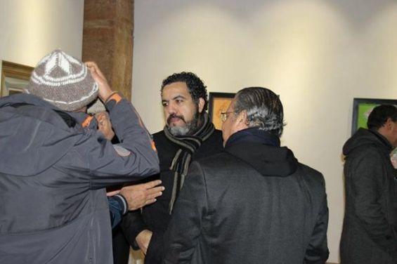 Photo de Le Marocain Abdelfettah Karmane remporte le prix «Mondial Art Academy»