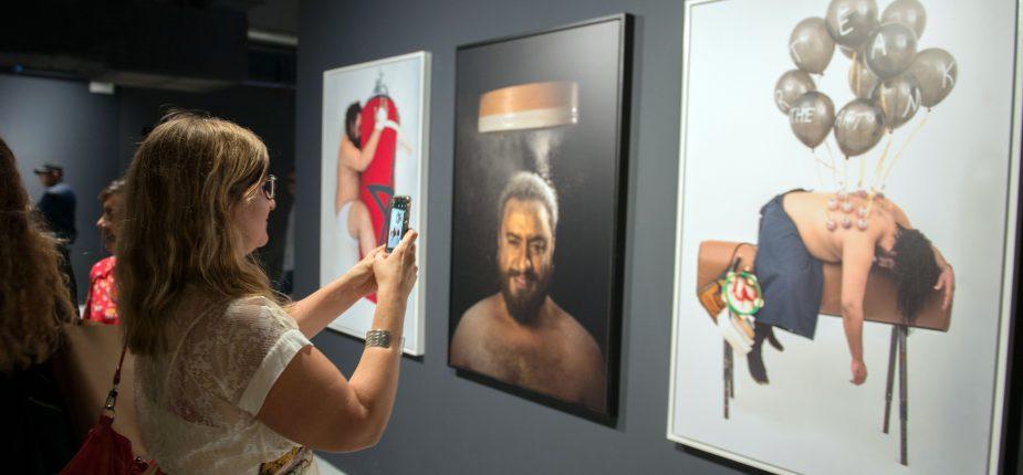 Photo de Maroc : La Biennale de Rabat a déjà accueilli plus de 50 000 visiteurs