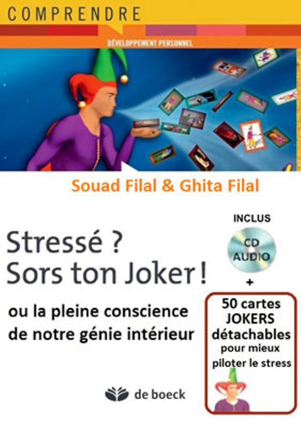 Photo de Stressée ? sors ton joker !