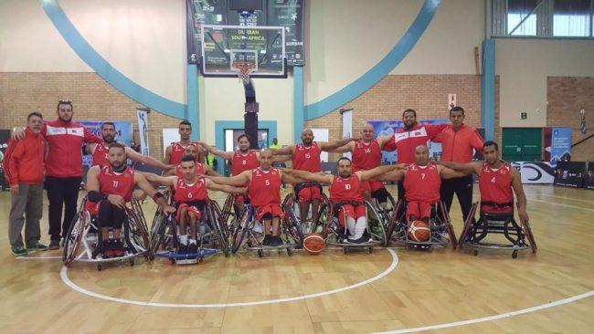 Photo de Basketball : Le Maroc s'incline face à l'Algérie aux éliminatoires paralympiques africaines
