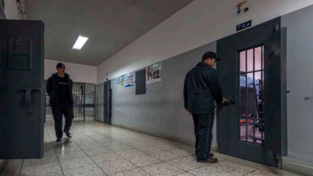 Coronavirus: le personnel des prisons mis en quarantaine