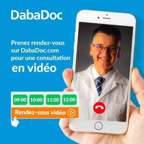 DabaDoc lance une plateforme de consultations médicales par visioconférence