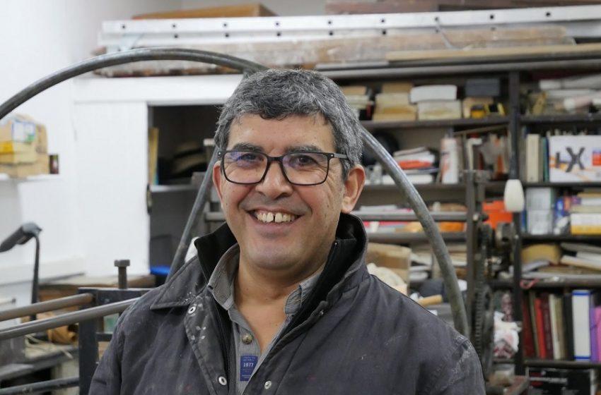 Diaspo #134: Bouchaïb Maoual, une vie gravée dans l'art