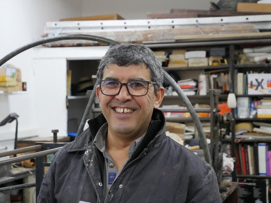 Photo de Diaspo #134: Bouchaïb Maoual, une vie gravée dans l'art