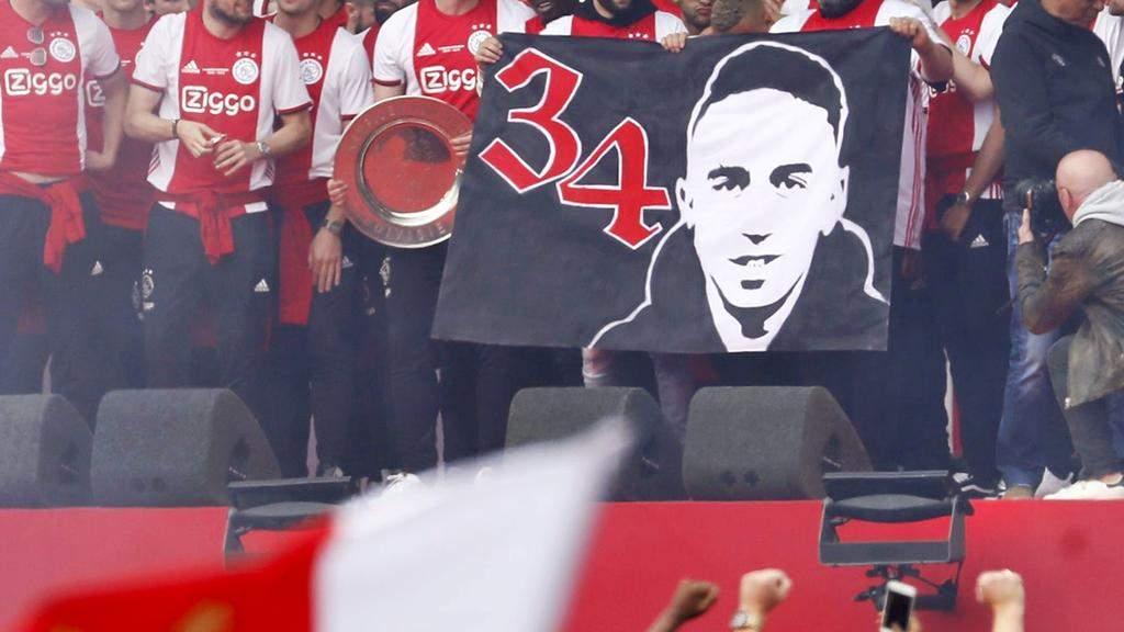Photo of L'Ajax Amsterdam met fin au contrat d'Abdelhak Nouri, victime d'un malaise cardiaque en 2017
