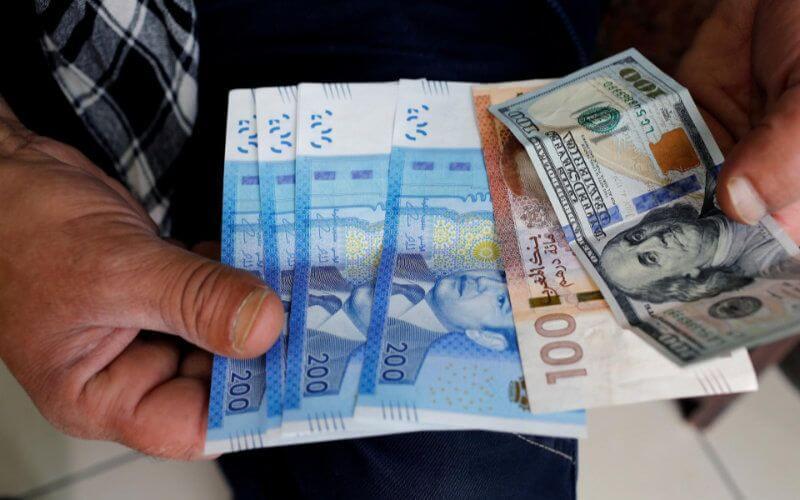 Le dirham s'est déprécié de 0,58% par rapport à l'euro et de 2,06% vis-à-vis du dollar, au cours de la période allant du 19 au 25 mars, selon Bank Al-Maghrib (BAM).