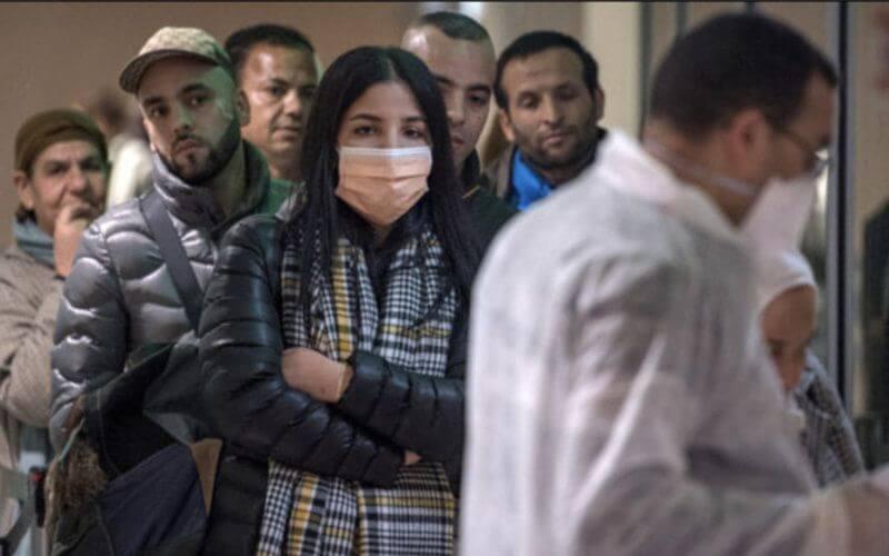 L'interruption des liaisons aériennes en provenance et à destination du Maroc, a occasionné une situation inconfortable pour de nombreux Belgo-marocains qui attendent désespérément de rentrer chez eux. Des vols spéciaux ont été affrétés à l'initiative du ministère des Affaires étrangères belge, mais cela n'a pas suffi à rapatrier tout le monde.