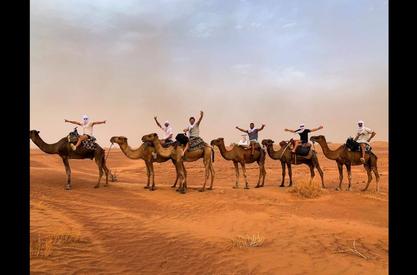 LoudSahara – Votre Voyage Organisé Au Maroc Commence Ici