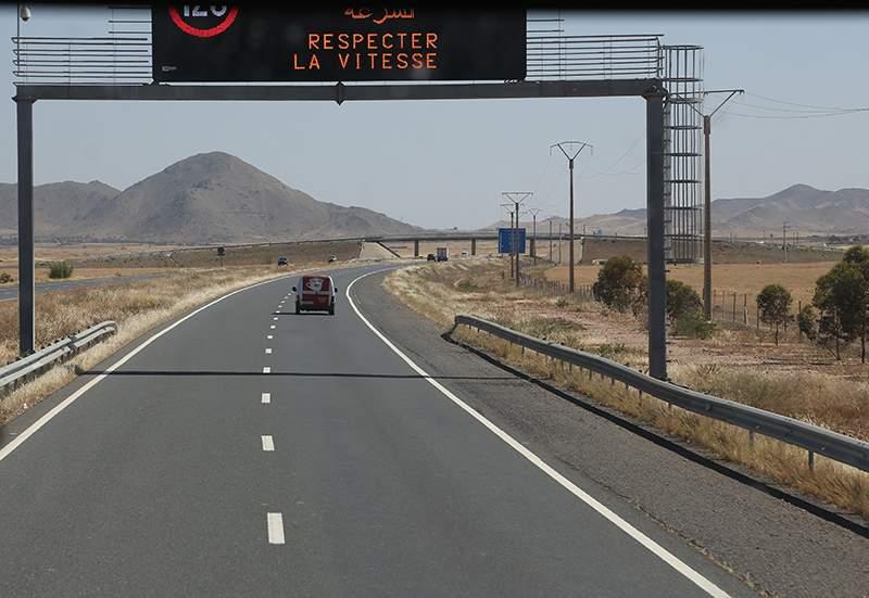 Chute de 75% du trafic autoroutier pour ADM