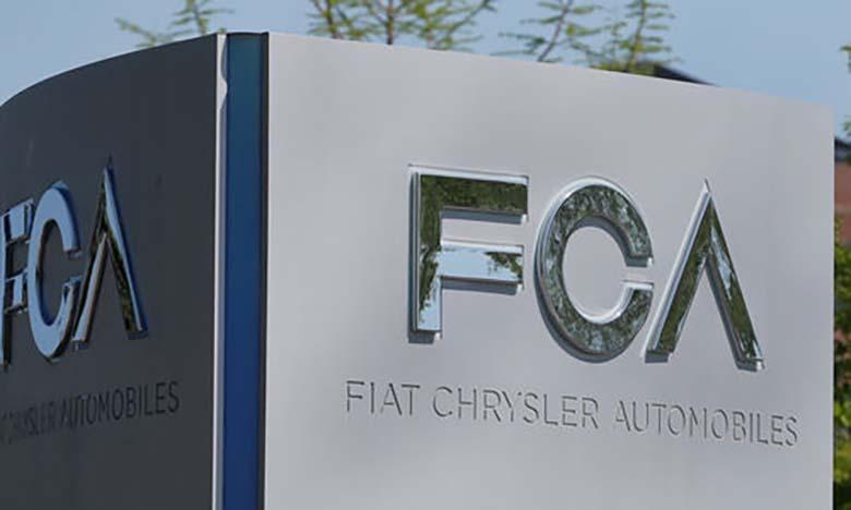 Fiat Chrysler Automobiles Maroc assure ses services malgré le confinement