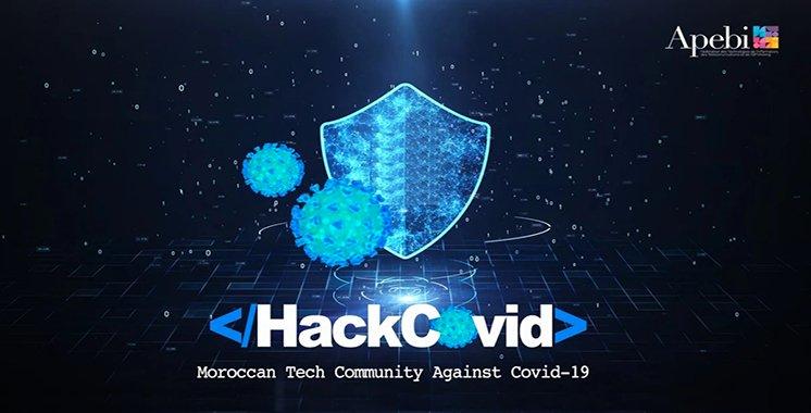 HackCovid : Plusieurs projets innovants soutenus par l'Apebi