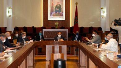 Photo of La Commission de l'intérieur adopte le décret-loi relatif à l'état d'urgence sanitaire