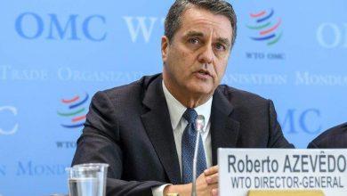 Photo of Le chef de l'OMC démissionne en pleine crise économique mondiale