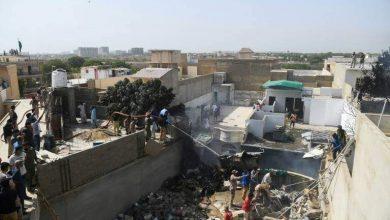 Photo of Pakistan : un avion de ligne s'écrase à Karachi sur un quartier résidentiel