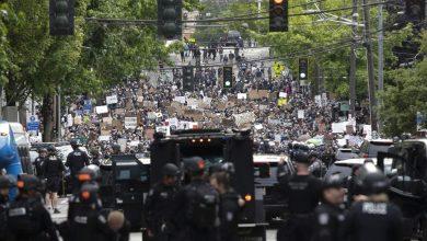 Photo of Malgré les menaces de Trump, les manifestations se poursuivent