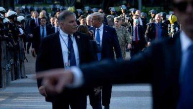 Photo of Trump menace d'avoir recours à l'armée pour calmer l'agitation nationale autour de la mort de George Floyd