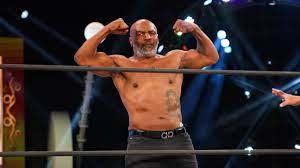 Photo of Boxe: à 54 ans, Mike Tyson retourne sur le ring