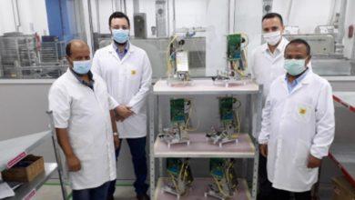 Photo de Fabriqué de composants disponibles sur le marché national : OB lance des respirateurs artificiels 100% marocains