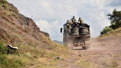 Photo of Reprise des combats entre l'Arménie et l'Azerbaïdjan après une brève accalmie