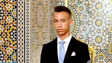 Photo of S.A.R. le Prince Héritier Moulay El Hassan décroche le Baccalauréat session-2020 avec mention «très bien»