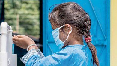 Photo de 89% des écoles au Maroc disposent des installations de base pour le lavage des mains