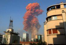 Photo of Fortes explosions à Beyrouth, des dizaines de blessés