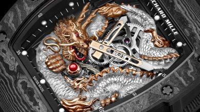 Photo de Horlogerie: une montre très ambitieuse signée Richard Mille