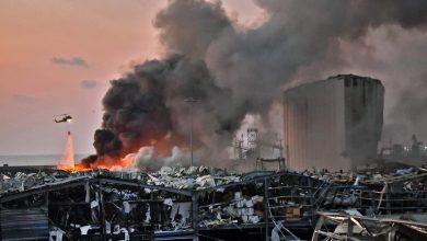 Photo of Pendant six ans, un produit à haut risque stocké au port de Beyrouth