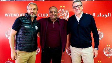 Photo de L'entraîneur espagnol Juan Carlos Garrido quitte le Wydad