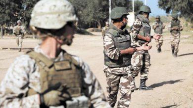 Photo de Maroc : La société américaine ECS accompagne les FAR dans les simulations de combat