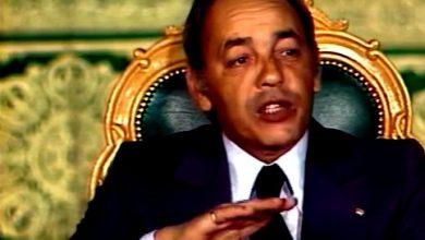 Photo de Vidéo. Il y a 45 ans jour pour jour, Hassan II annonçait la Marche verte