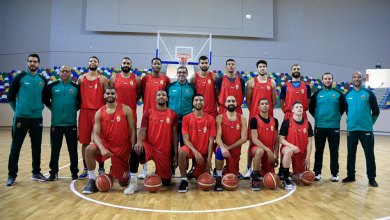 Photo de AfroBasket 2021 : Le Maroc s'incline face au Cap Vert (73-80)