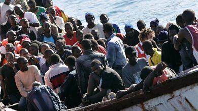 Photo de Nador: La Marine royale porte assistance à 50 Subsahariens candidats à la migration irrégulière