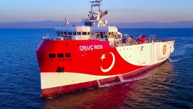 Photo de Un navire turc au cœur des tensions avec la Grèce et Chypre rentre au port