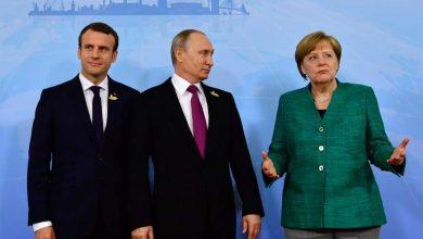 """Photo de Au sommet de Davos, Poutine se dit """"prêt"""" à de meilleures relations avec les Européens"""