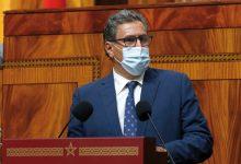 Photo de Aziz Akhannouch fait le point de l'actuelle campagne agricole devant les députés