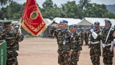 Photo de Centrafrique: un soldat marocain, engagé auprès des Casques bleus de la Minusca, tué par des rebelles