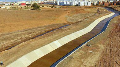 Photo de Coloration de l'eau de l'Oued Bouskoura : Lydec apporte ses précisions