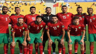 Photo de Entrée réussie pour l'équipe marocaine au CHAN