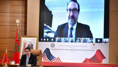 Photo de Initiative marocaine d'Autonomie: Un fortsoutien formulé lors de la conférence ministérielle
