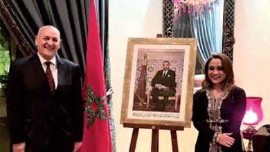 Photo de Ouverture d'un consulat honoraire du Maroc à Calcutta en Inde