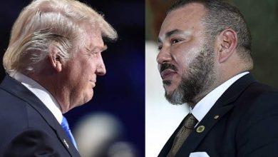 Photo de Quelles sont les décorations échangées par Mohammed VI et Donald Trump?