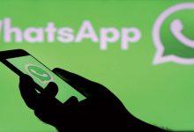 Photo de Selon Facebook : 1,4 milliard d'appels WhatsApp passés à la veille du Nouvel An 2021