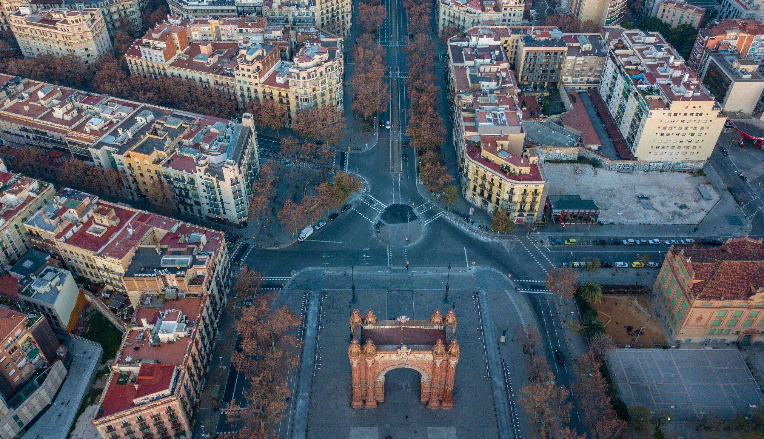 Photo de Villes durables après le Covid-19: l'exemple de Barcelone, la voie de l'avenir?