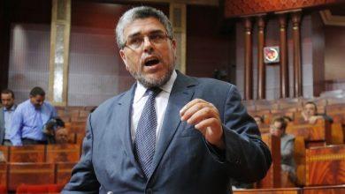 Photo de Mustapha Ramid présente sa démission du gouvernement pour raison de santé